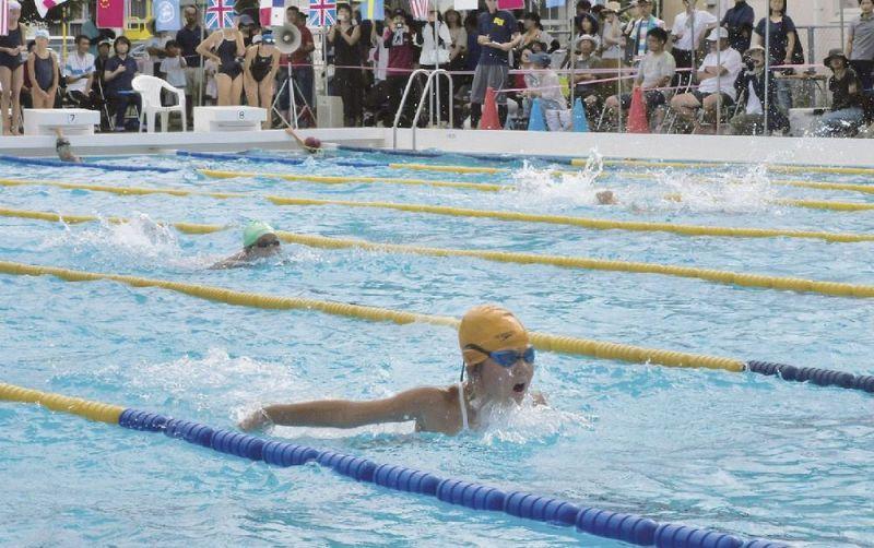 小学校水泳大会に幕 田辺・西牟婁、児童の安全考慮:紀伊民報AGARA